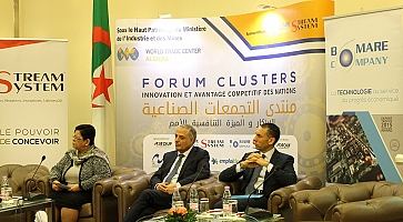 Le World Trade Center Algiers, en coopération avec BOMARE COMPANY